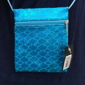 Handbags - Mermaid Mini Messenger Bag